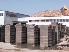 建筑垃圾再生环保砖