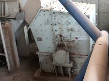 漯河建筑垃圾专用破碎机使用现场