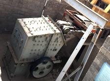 甘肃建筑垃圾专用破碎机使用现场